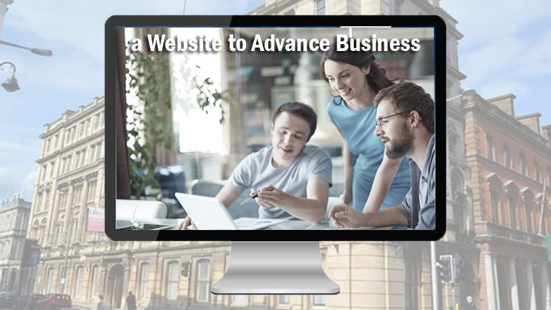 The Benefits of a Website to Advance Business
