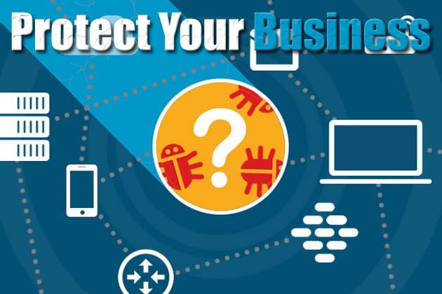 Protect Your Businessby Taking Security to The Next Level