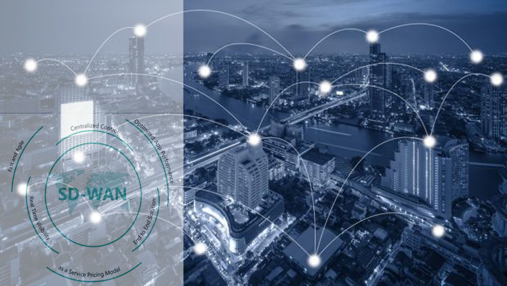 The Role of SD-WAN in Helping Companies Build IoT Infrastructure